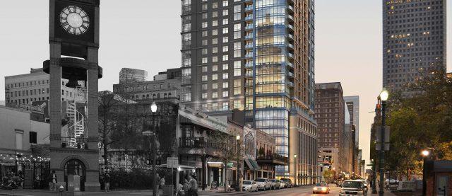 Houston Market Square Luxury Apartments